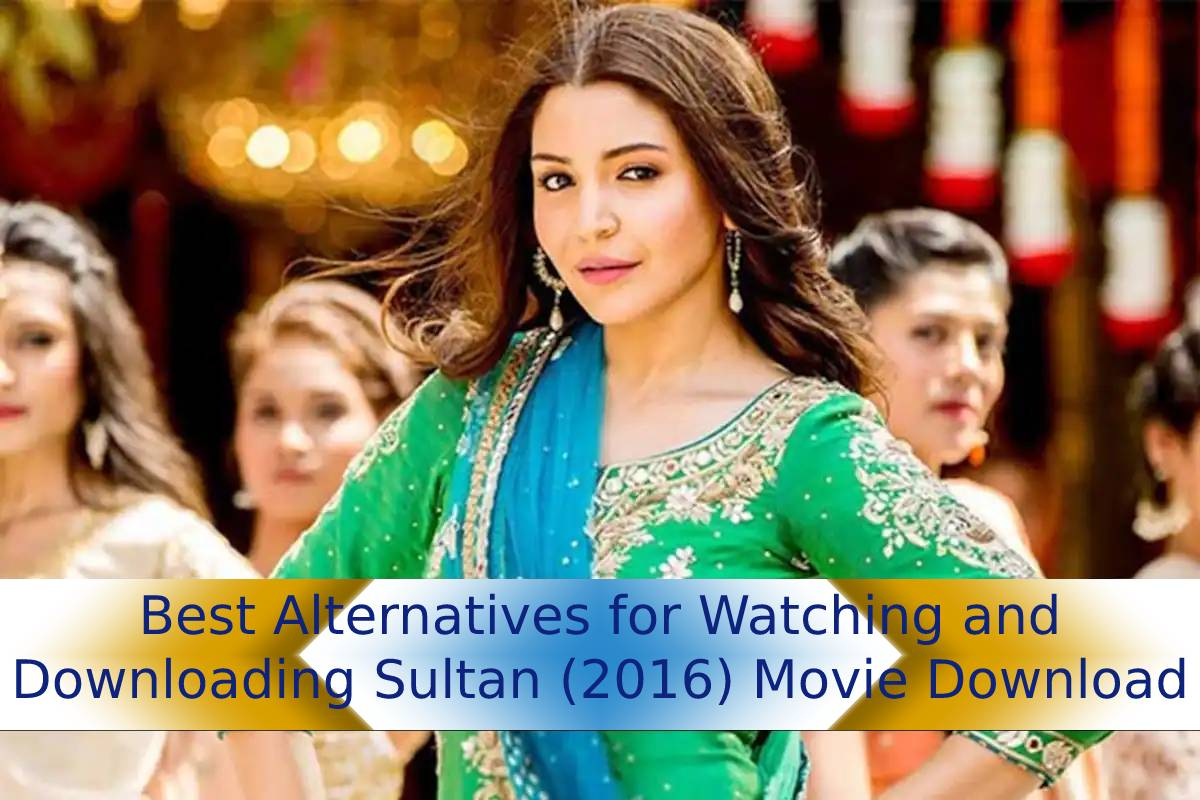 Best Alternatives for Watching and Downloading Sultan (2016) Movie Download