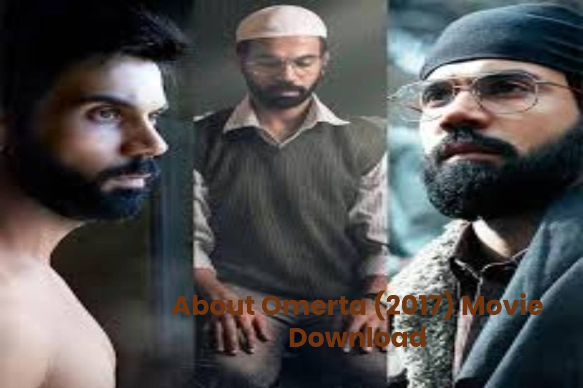 About Omerta (2017) Movie Download