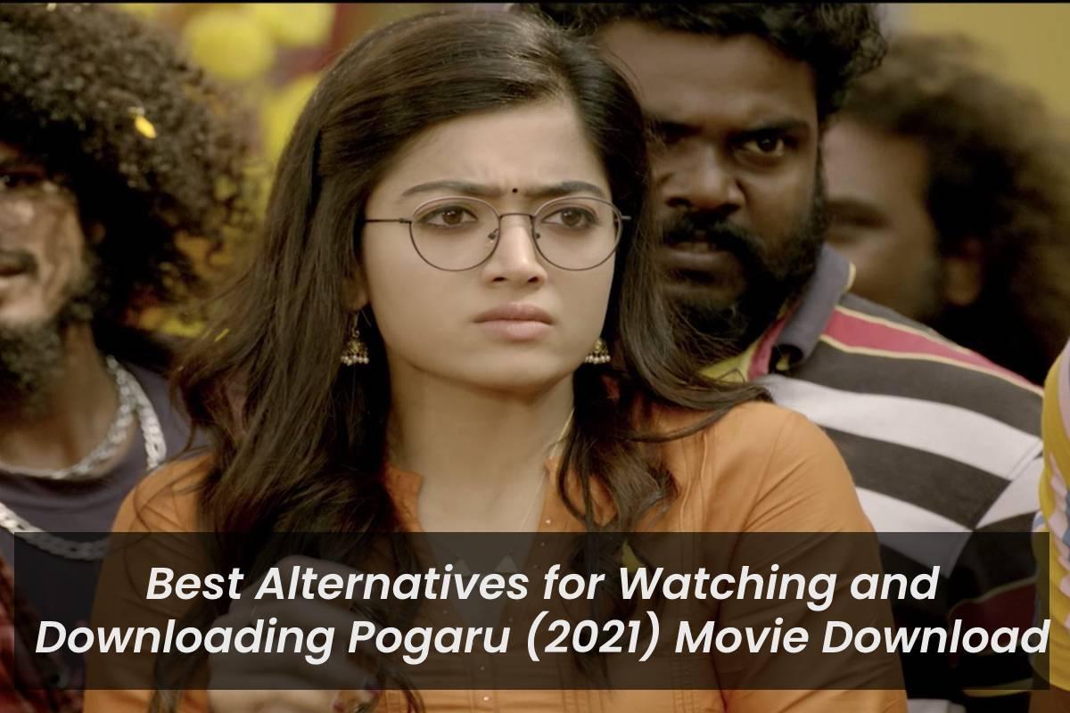 Pogaru Movie Download