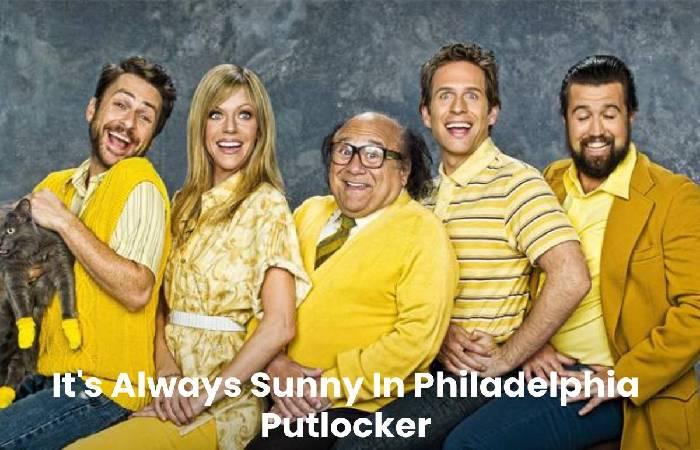 It's Always Sunny In Philadelphia Putlocker (1)