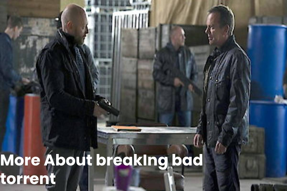 More About breakIngbad torrent