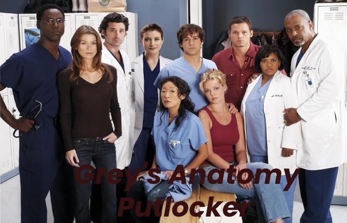 Grey's Anatomy Putlocker