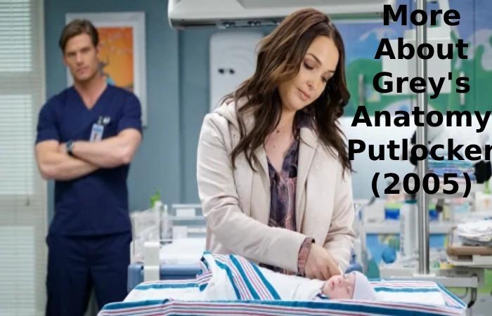 More About Grey's Anatomy Putlocker (2005)