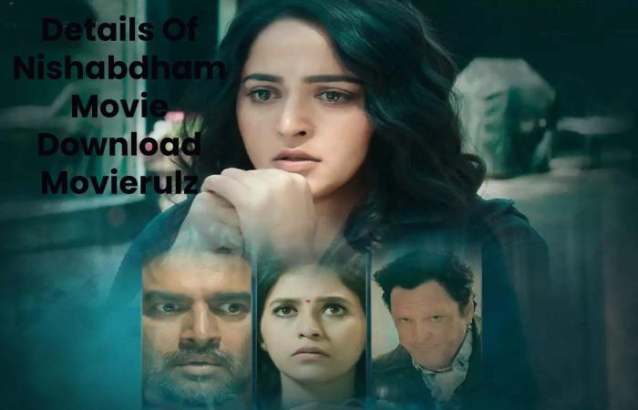 Details Of Nishabdham Movie Download Movierulz