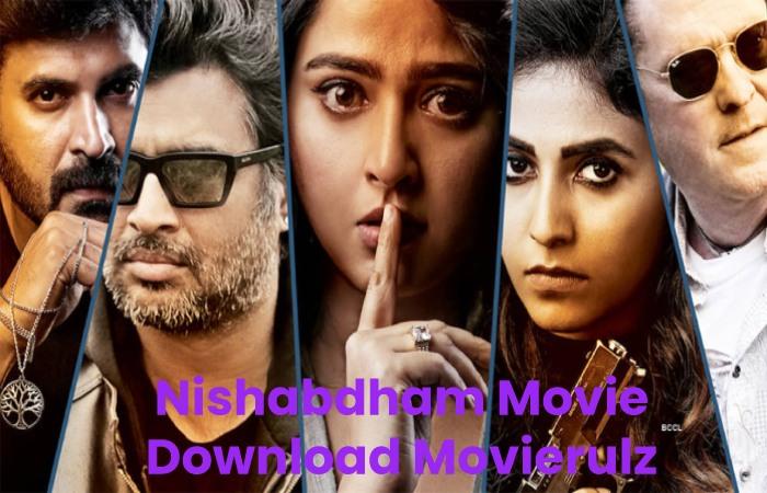 Nishabdham Movie Download Movierulz